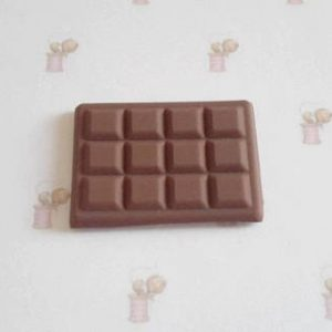 Moule silicone mini tablette de chocolat