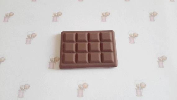 Moule silicone mini tablette de chocolat