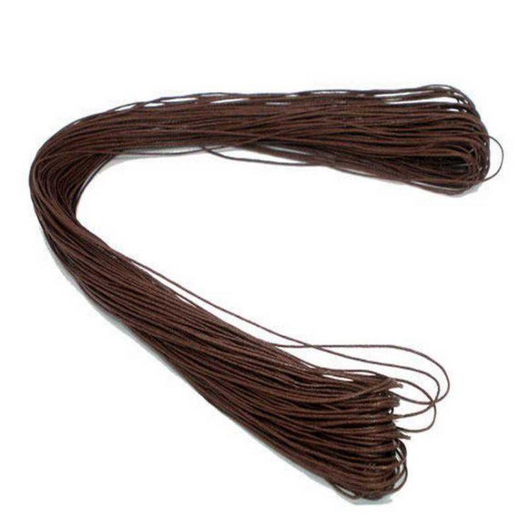 cordon-80-marron-cire