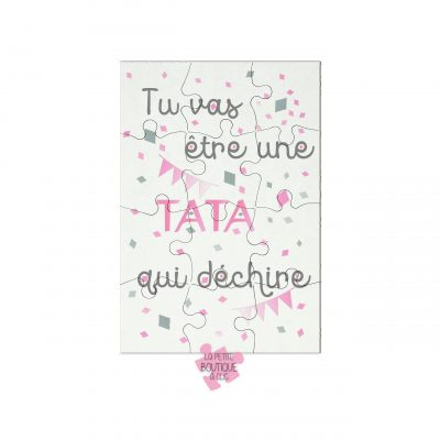 puzzle annonce grossesse tata