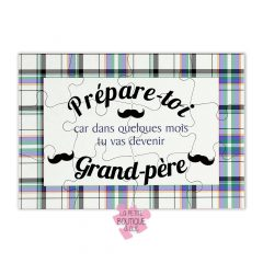 puzzle grand pere carreaux