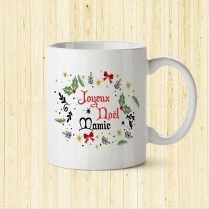 mug joyeux noel