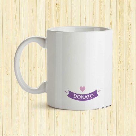 mug super nounou personnalisé