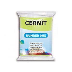 pâte-cernit-number-one-vert-anis-56gr-n°601