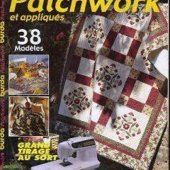 Burda Patchwork et Appliques