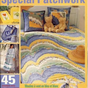 DIANA OUVRAGES SPECIAL PATCHWORK N° 88 h