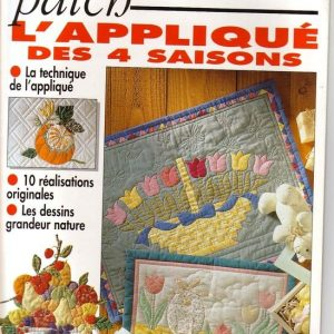 MAGIC PATCH L'APPLIQUE DES 4 SAISONS