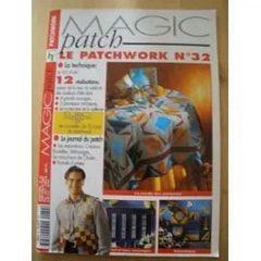 MAGIC PATCH Le patchwork n°32