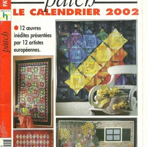 Magic Patch 2 Le calendrier 2002