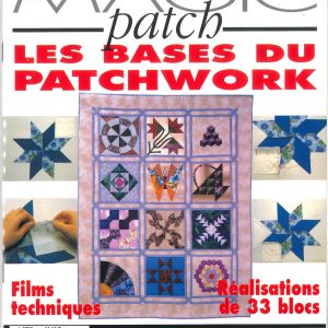 Magic Patch Les bases du Patchwork