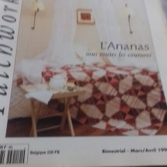 QUILTMANIA n°10 le magazine du patchwork