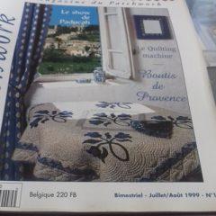 QUILTMANIA n°12 le magazine du patchwork