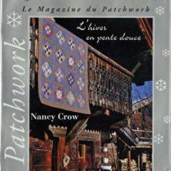 QUILTMANIA n°15 le magazine du patchwork