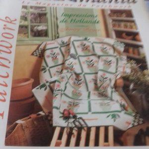 QUILTMANIA n°16 le magazine du patchwork