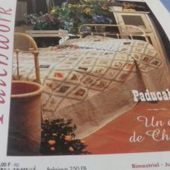 QUILTMANIA n°18 le magazine du patchwork