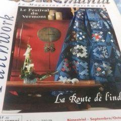QUILTMANIA n°19 le magazine du patchwork