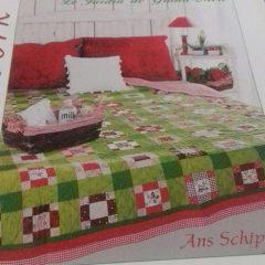 QUILTMANIA n°22 le magazine du patchwork