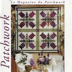 QUILTMANIA n°23 le magazine du patchwork