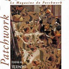 QUILTMANIA n°25 le magazine du patchwork