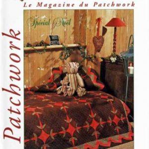 QUILTMANIA n°26 le magazine du patchwork
