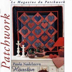 QUILTMANIA n°27 le magazine du patchwork