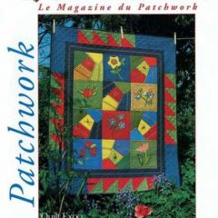 QUILTMANIA n°29 le magazine du patchwork