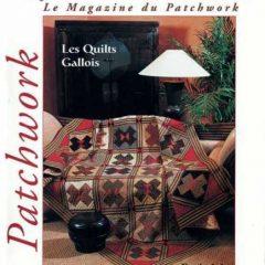 QUILTMANIA n°31 le magazine du patchwork