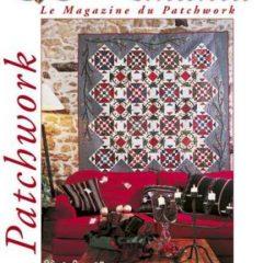 QUILTMANIA n°32 le magazine du patchwork