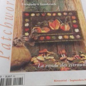 QUILTMANIA n°7 le magazine du patchwork