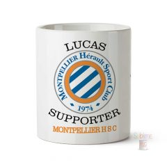 Mug Foot Montpellier Hérault Sport Club