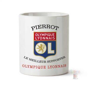 Mug Foot Lyon – OL