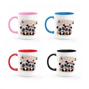 Mug PANDA avec prénom